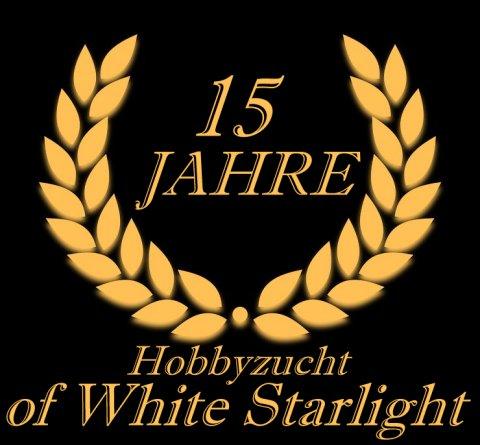15 Jahre Hobbyzucht of White Starlight